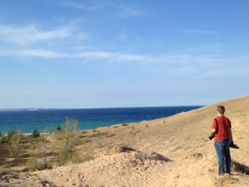 Carsickness, Sand Dunes and Eating Good Food