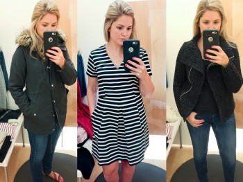 Fitting Room Style: Gap Fall 2015