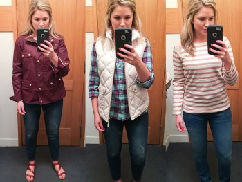 Fitting Room Style: J.Crew Fall 2015