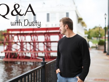Q&A with Dusty – Let the Amusement Begin