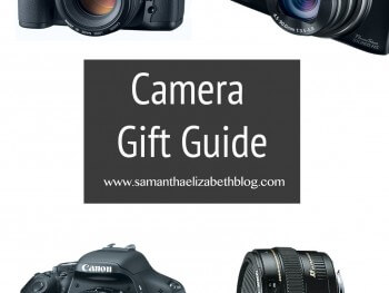 The Professional Camera Gift Guide