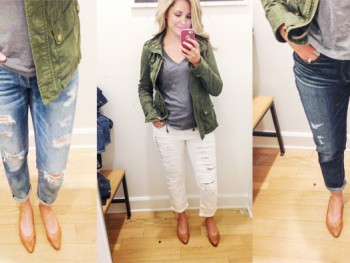 American Eagle Distressed Denim Review
