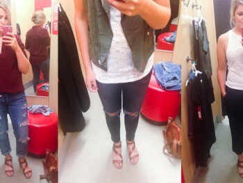 Fitting Room Style: Target End of Summer Favorites