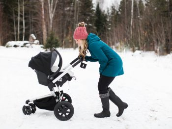 Our Car Seat and Stroller Combo