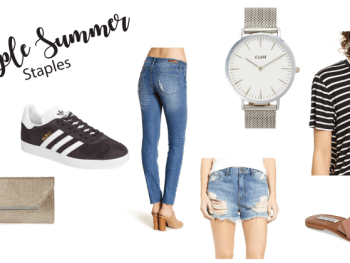 Simple Summer Staples