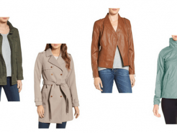My Favorite Coats and Jackets from the Nordstrom Anniversary Sale