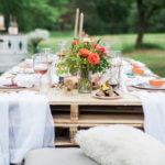 Romantic Outdoor Dining with Meijer